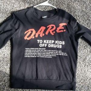 Sweaters - D.A.R.E sweatshirt
